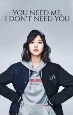 you need me, i don't need you ♡ malum (book 1) by rosesforluke