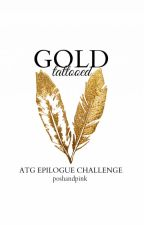 Gold Tattooed by poshandpink