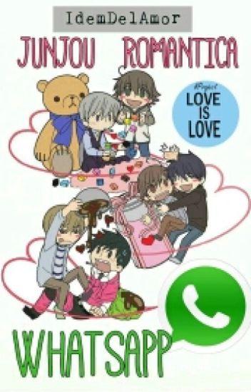 Junjou Romantica Whatsapp