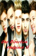 One Direction Imagine <3 by oxMichixo