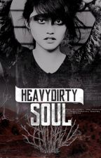 heavy dirty soul ▶ jasper jordan by mollywalkers