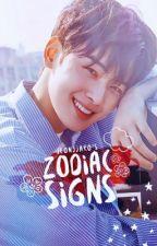 Zodiac Signs by jeonjjaro