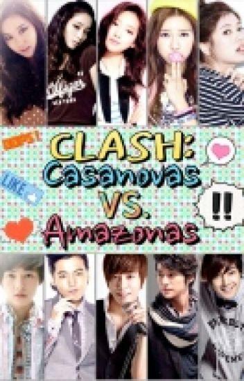 Clash: Casanovas vs. Amazonas