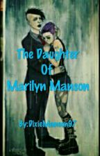 The daughter of Marilyn Manson by AynihCreepy