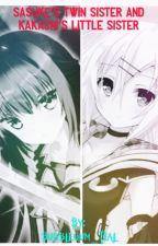 Sasuke's twin sister and Kakashi's little sister by Bubblegum_Teal