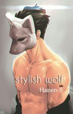 stylish wolf by hanen-5
