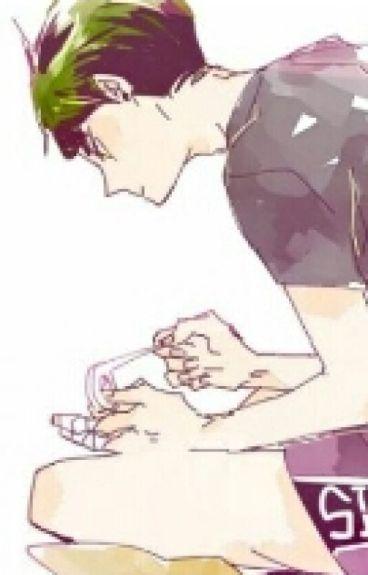 Fated To Love You (Ushijima Wakatoshi x OC)