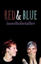 RED & BLUE // jalsey by iusedtobetaller