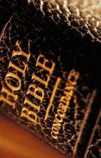 Pocket Bible by washedwithgodsblood
