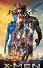 X-Men préférences by IfAuror14714