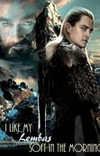 I like my Lembas soft in the Morning (Legolas/Reader Romance) by thearrowsoflegolas