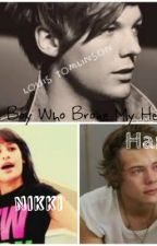 The Boy Who Broke My Heart (a Harry Styles fanfiction) by PineCoveWoods