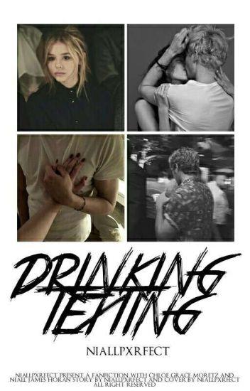 drinking texting ✉ njh