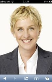 Adopted by Ellen DeGeneres by ZoeSommerMitchell