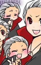 Hidan's Little Brother[Naruto FanFic][Slow Updates] by XDaichiUchihaX