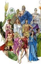 La mythologie grecque by ninielivre
