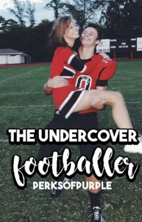 The Under Cover Footballer by perksofpurple