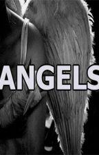ANGELS by bubblemelgum