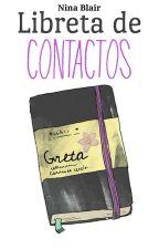 Libreta de contactos by Ninablair