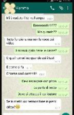 Quando le mamme scrivono su WhatsApp by mele_caramellate