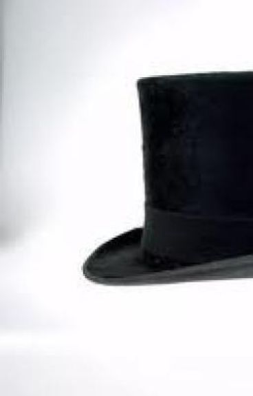 The man in the top hat