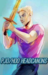PJO and HOO headcannons by _funnyish_