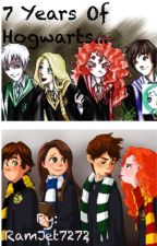 The big 8 in hogwarts by RamJet7272