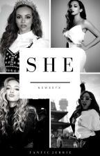 she; jerrie✔️ by nsweetx