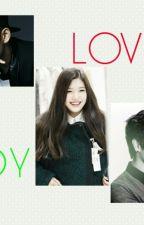 Love Joy by Ibloodayu