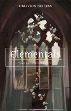 The Four Elemental Princesses by OblivionHeiress