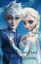 Jack Frost And Snow Queen by frost2022