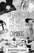 Diferentes Metas, Mismos Caminos (Jarolina, Orian)  [SIN EDITAR] by valentinaalcuadrado