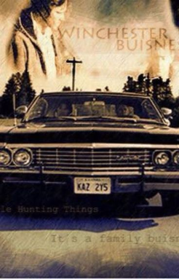 Winchesters Baby Sister