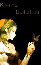 Kissing Butterflies (Ouran High School Host Club) by oddgirl97