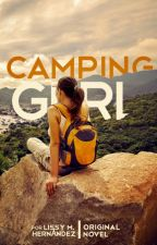 Camping Girl © by LissyMHJ
