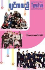 ဂ်င္ကလည္.Twelve. by Exo12wolves88
