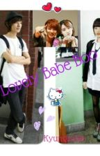 Lovely Babe Boo by Doki_12