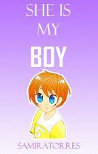 She Is My Boy [ApritelloStory] by samiraTorres