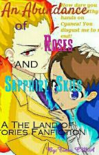 Story Wings and Sapphire Teardrops: The Land of Stories Fanfiction by Time_CMA
