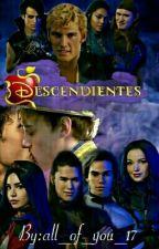 Descendientes (yaoi) {Príncipe Ben} by all_of_you_17
