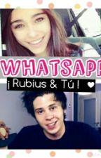 Whatsapp r.d.g y tú by MaheFtRubius