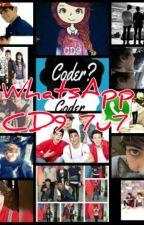 whatsApp de CD9 by ibarracabello