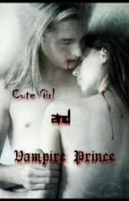 Cute Girl And Vampire Prince by lidydialin