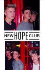 New Hope Club by euphoriahemmings