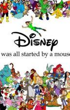 Citations Disney by Glaeye