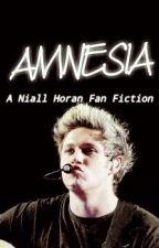 Amnesia (Niall Horan Fanfic) by iamthegail