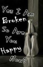You Broke My Heart. by godlydevilrevenge