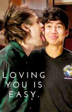 loving you is easy // malum (one-shot) by Denda69