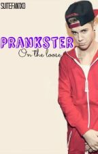 Prankster on the loose. (Justin Bieber) by Suitefan1xo