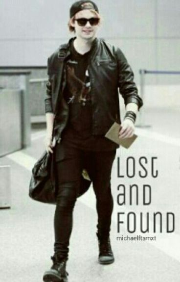 Lost and Found ( Michael clifford daddy kink )